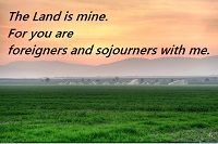 Foreigners and Sojourners