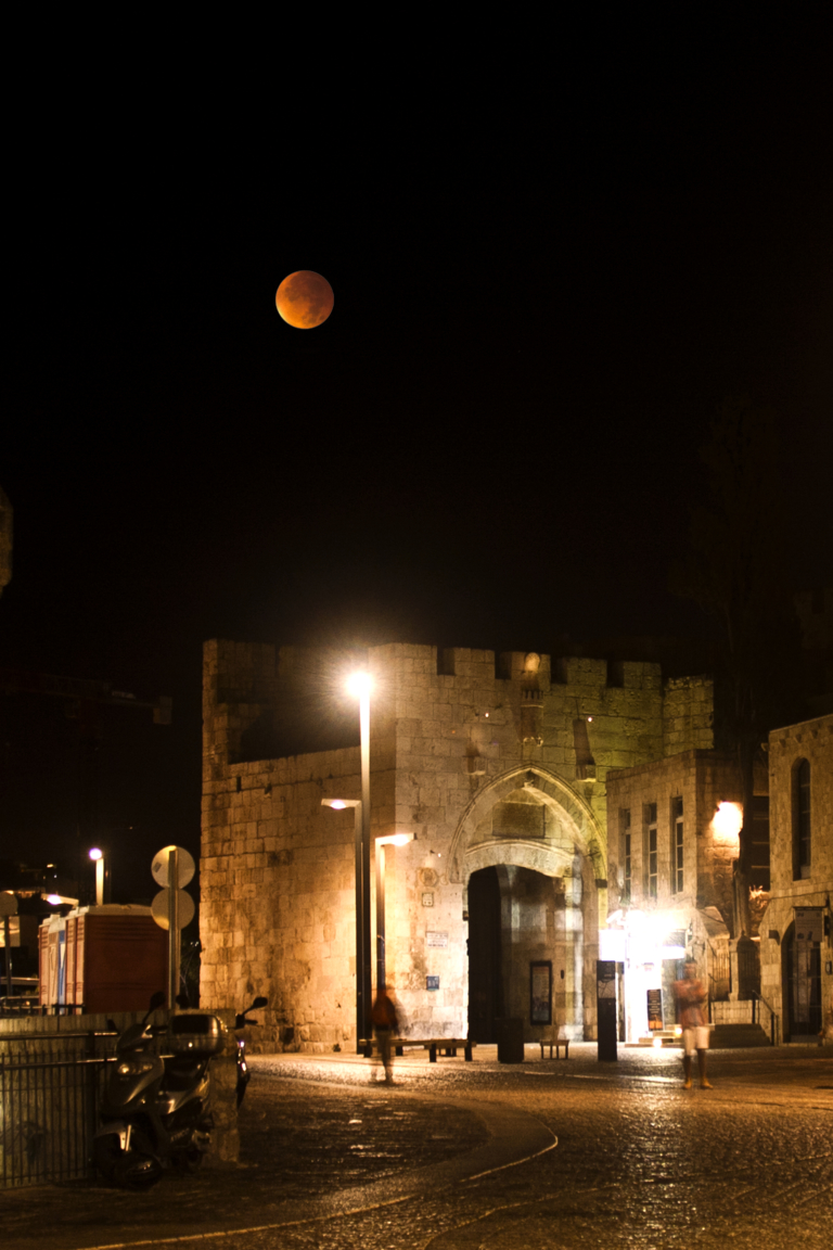Blood Moons – Gift To The Jews