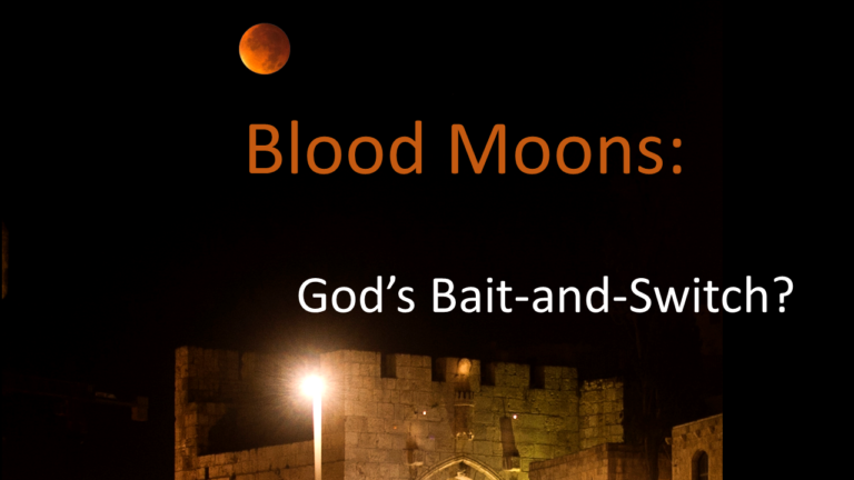 Video From April 4 2015 Blood Moon