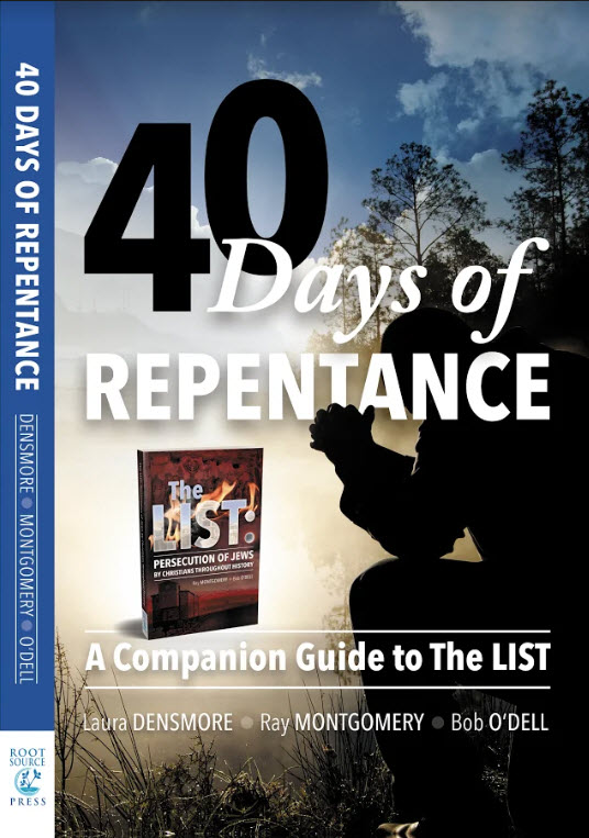 40 Days of Repentance: A Companion Guide to The LIST