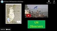 RS Tours: Mount Bental and UN Observers