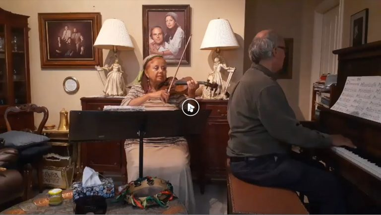 A Beautiful Song from our Friend Merla Watson