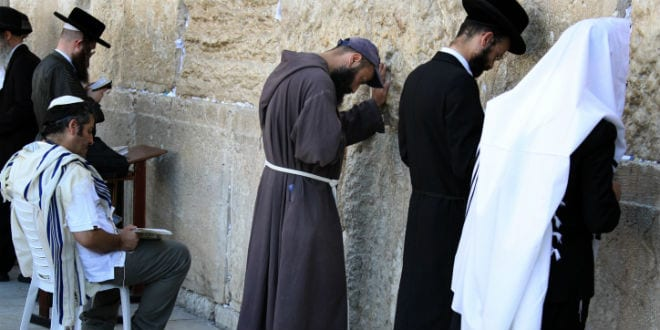 When Christians can finally argue with Jews like true brothers