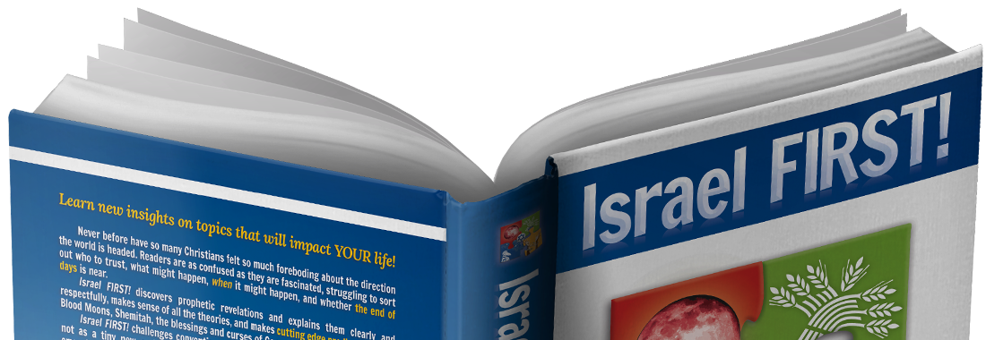Israel First! Book